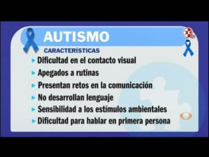 Autismo Mexico - 2 abril 2016